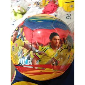 Balón Conmemorativo Golty Hincha, Selección Colombia