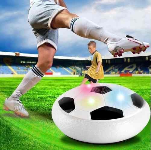 Balon De Aire Futbol Tipo Hockey Luces Colores Flotante - $ 299.00 ...