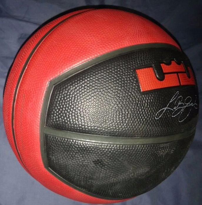 05e16dd0 Balon De Basket Nike Lebron James Original Nuevo Profesional - Bs. 0 ...