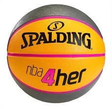 balón de basquet # 6 ideal para deporte femenino