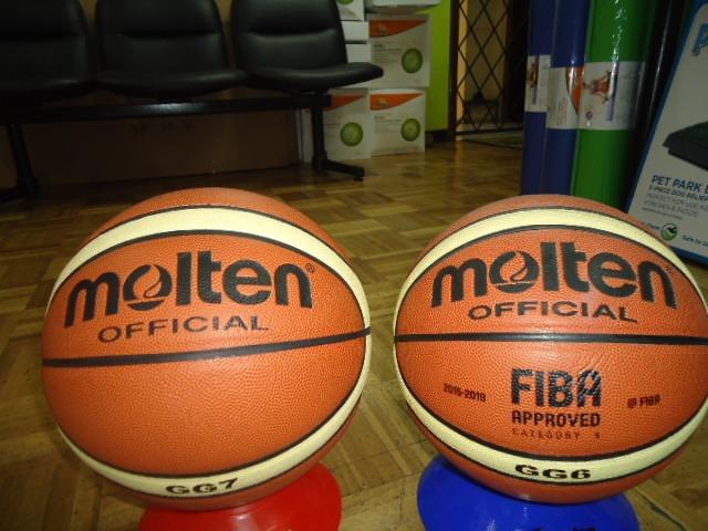 3a2f3d0c9c Balón De Basquet Para Piso De Madera Marca Molten - U$S 99,00 en ...