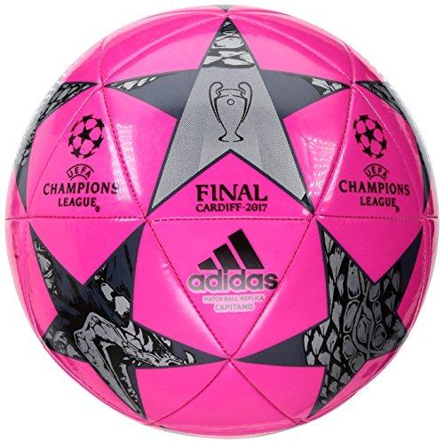 Balón De Futbol  4 De Champions League Rosado negro gris -   268.900 ... fec1d7c2c9b33