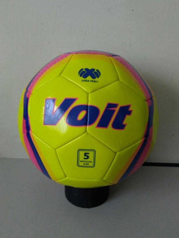 b421132895db9 Balón De Futbol  5 Voit Liga Mx -   280.00 en Mercado Libre