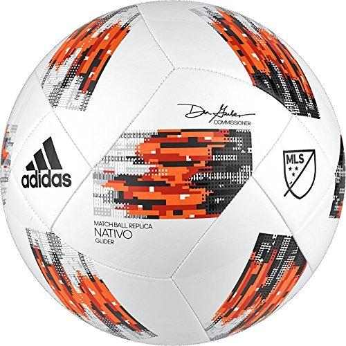 d9e612214a448 Balón De Fútbol adidas Mls Glider
