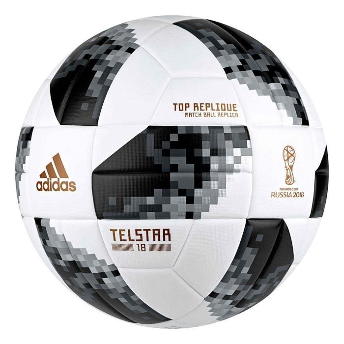 1c32e03292810 Balon De Futbol adidas Rusia 2018 Telstar N 5 - Bs. 959