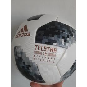 Balón De Futbol adidas Telstar Match Ball Oficial Texturizad