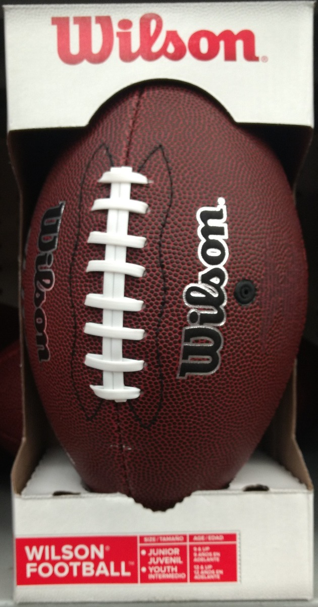 balon de futbol americano - wilson tamaño juvenil - blitz. Cargando zoom. 2f4cbfe665c