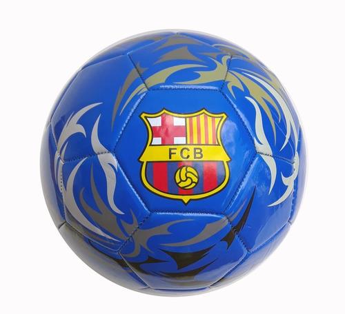 balon de futbol barcelona y madrid numero 5 numero 5