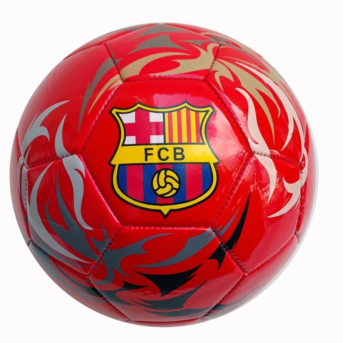 2f8977fb80372 Balon De Futbol Barcelona Y Madrid Numero 5 Numero 5 - Bs. 36.750
