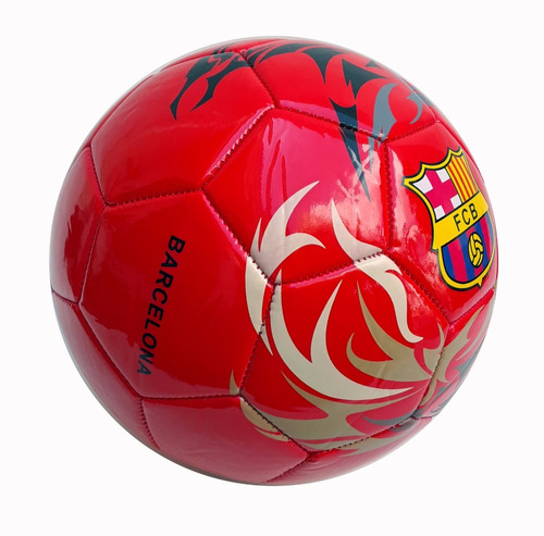 balón de fútbol campo del barcelona profesional #5