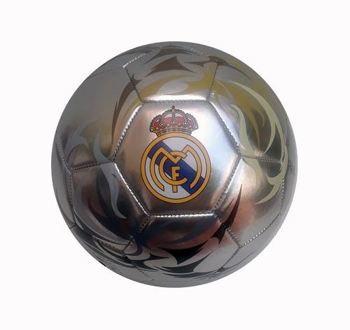 balón de fútbol campo del real madrid #5 tres modelos oferta