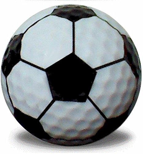 7352b1d85c0df Balón De Fútbol De Bolas De Golf 3 pack Con Un
