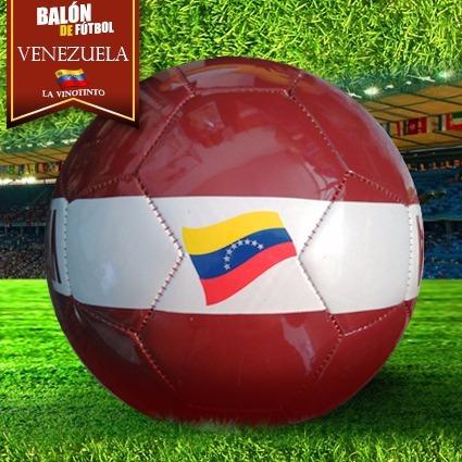balon de futbol de campo no.5 mundial brasil 2014 venezuela