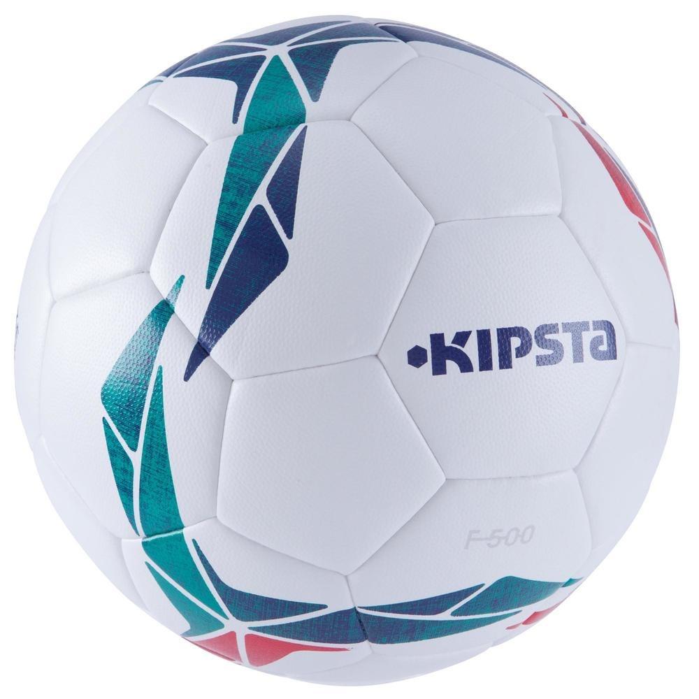 756c2c60ea353 balón de fútbol f500 híbrido talla 4 blanco rojo verde. Cargando zoom.