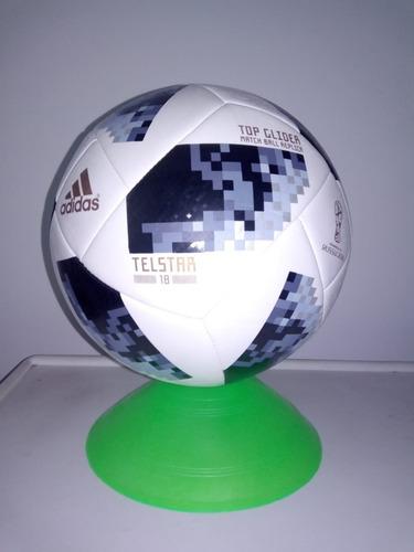 6febd7902f898 Balón De Fútbol Marca adidas Modelo Telstar 18 Talla Cinco ...