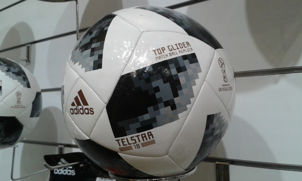 5300bab2f3db0 balón de fútbol mundial 2018 telstar adidas. Cargando zoom.