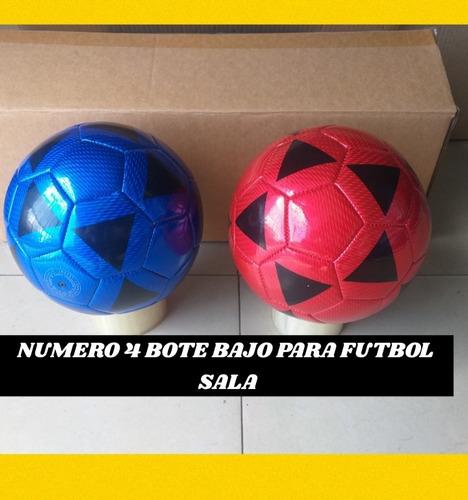 balon de futbol numero 4 cocido calidad clase colores varios