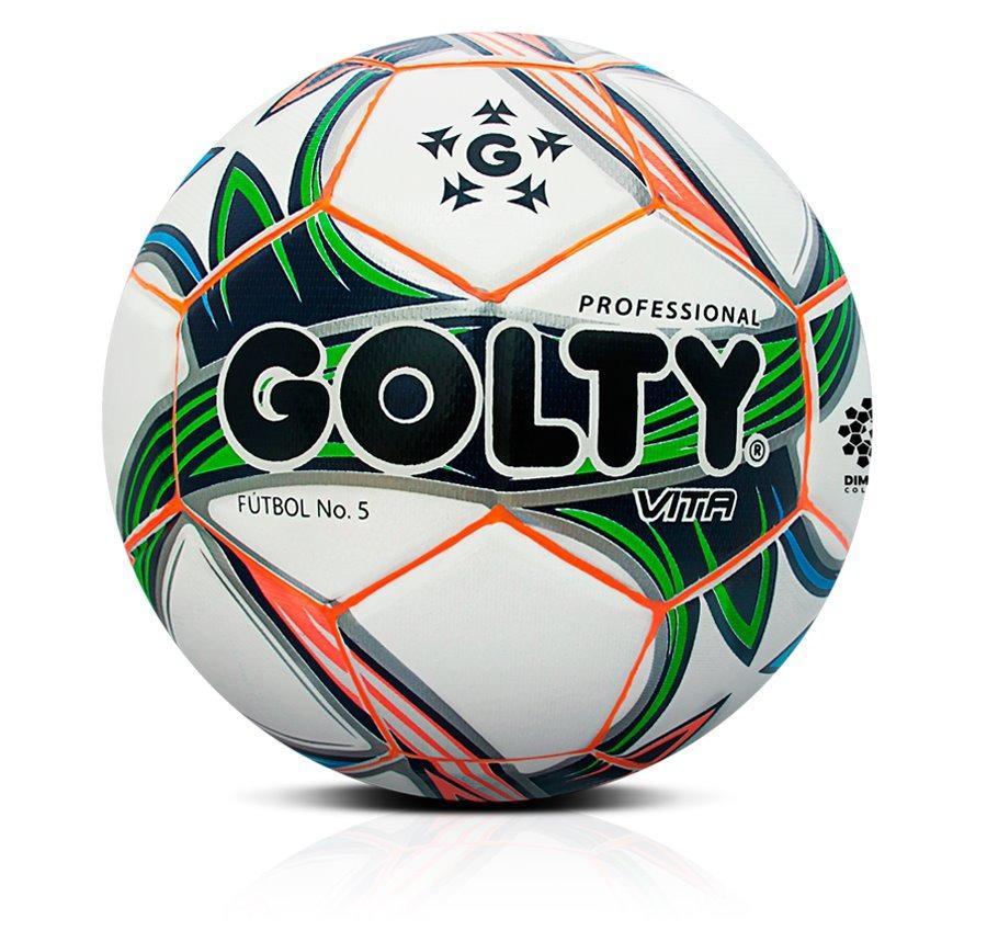 Balon De Futbol Profesional Golty Vita 100% Original -   89.900 en ... 783b57c2cbff5