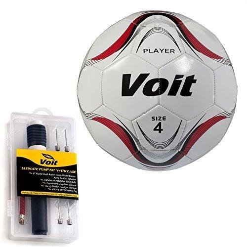 7c6388d49a09b Balón De Fútbol Voit Size 4 Player Con El Último Kit De Infl -   110.900 en Mercado  Libre