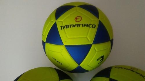 balon de futbolito num 3 tamanaco nuevo modelo