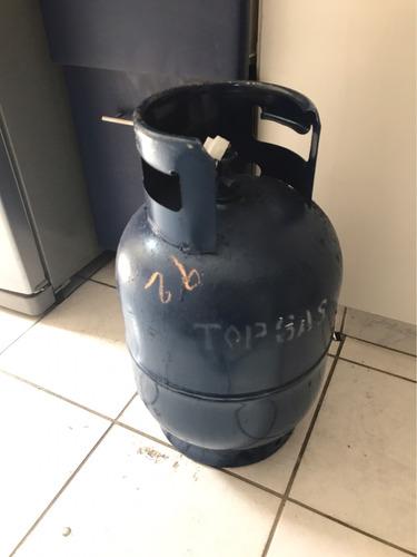 balón de gas + manguera