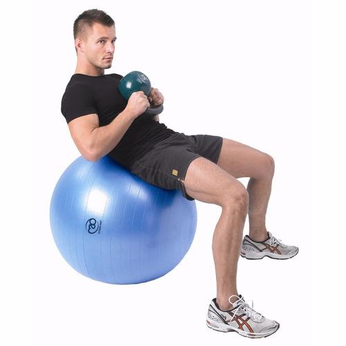 balon de gimnasia gym ball 65cm yoga ma bomba con inflador