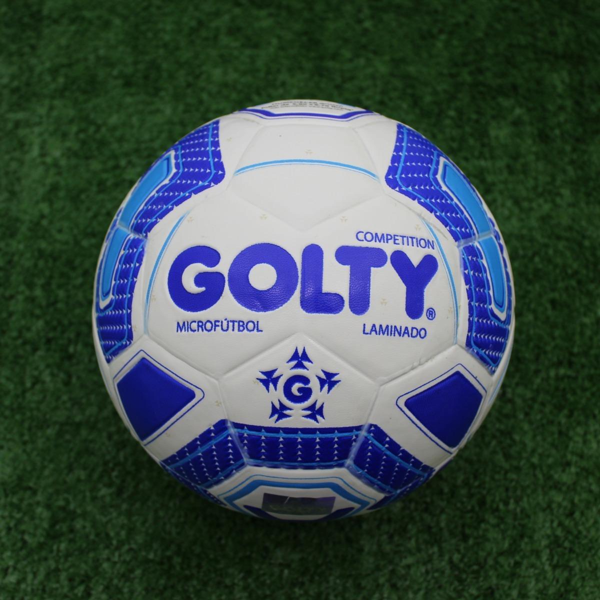 fd7d6535e77f3 Balon De Microfutbol Lamcompet T668653a - Azul -   84.900 en Mercado ...
