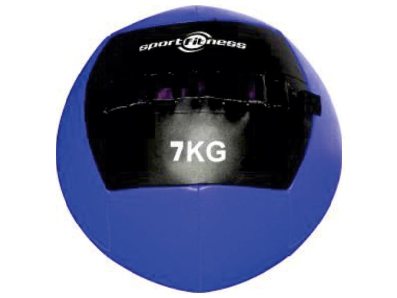 Balon De Peso 7kg Cuero Sintetico Sport Fitness - 071296 -   167.065 ... 3afc1afa953a
