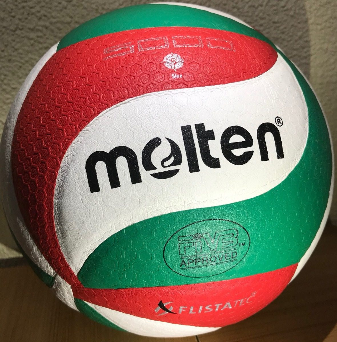e28ec77bd1afa Balón De Voleibol Molten V5m-5000 Oficial