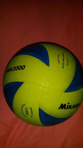balon de voleybol mva 2000