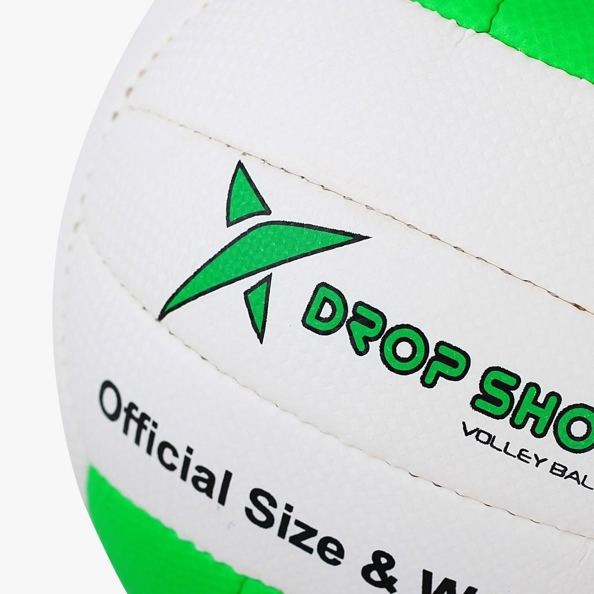 Balón Drop Shot Voleibol Bv-5- Blanco  Verde -   159.00 en Mercado Libre 095ff5751eb11