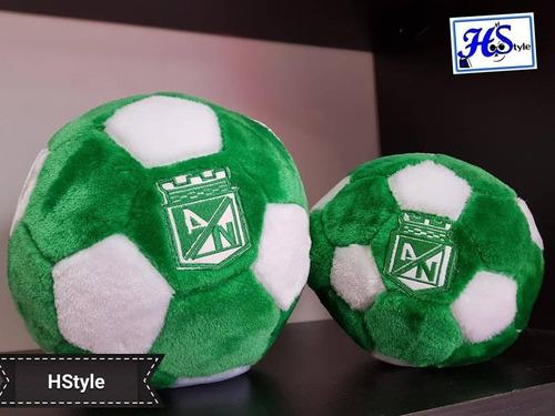balón en peluche de equipos 15cm ( hstyle)
