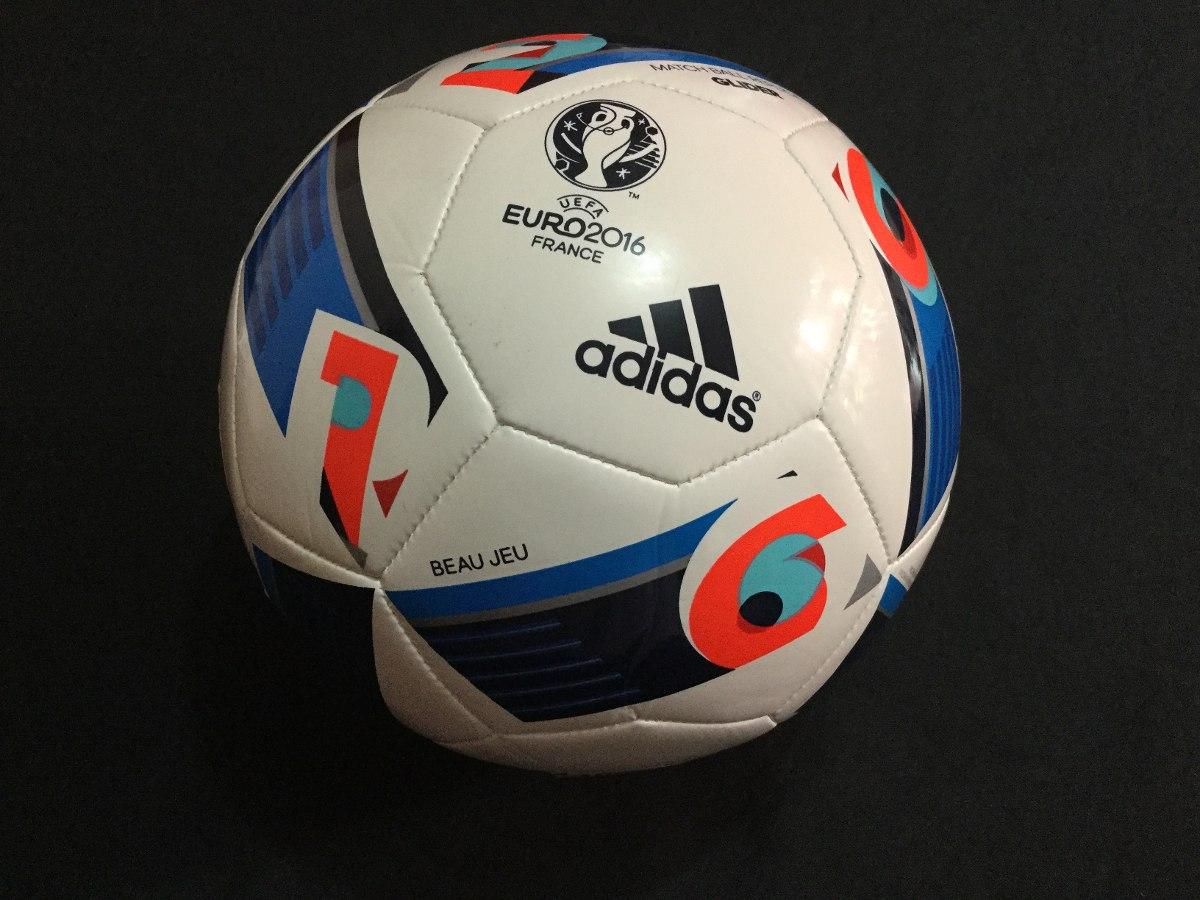 Balón Euro 2016 Francia  4 Match Ball Replica adidas -   385.00 en ... fc955eb3f6f39