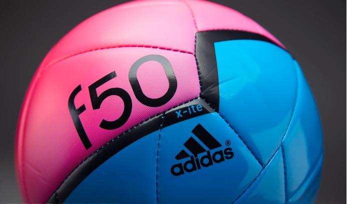 balon futbol adidas rosa