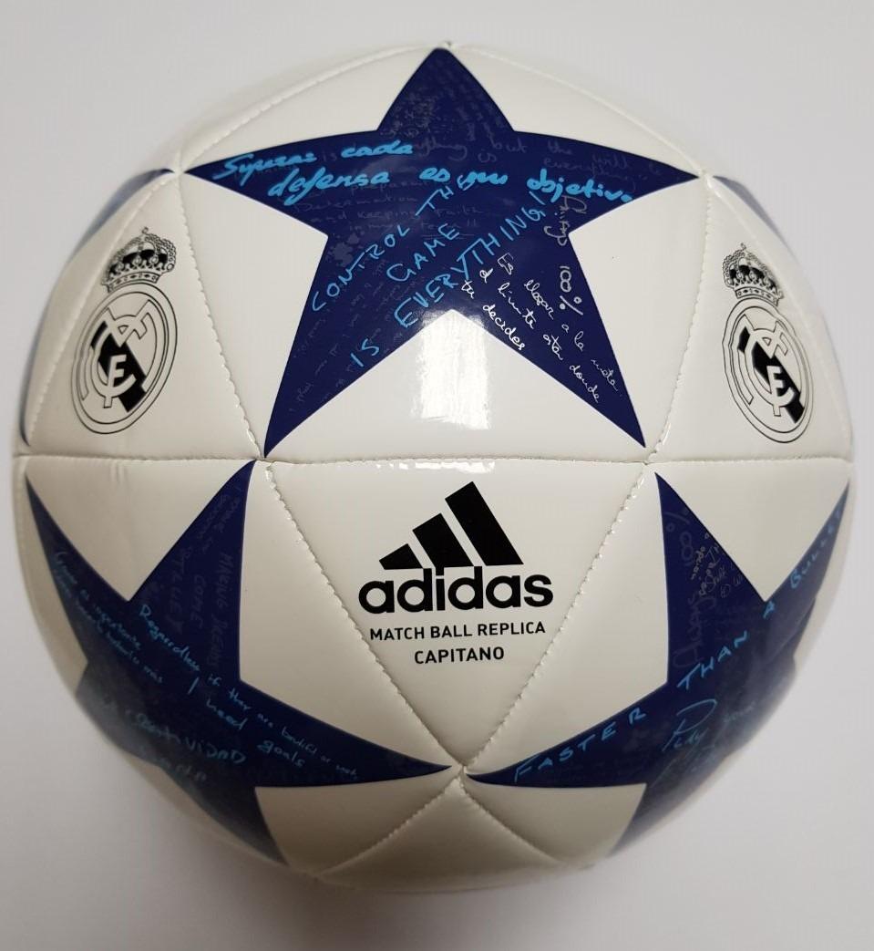 balon futbol adidas capitano real madrid 16 fútbol no.5. Cargando zoom. 5ed215476340f