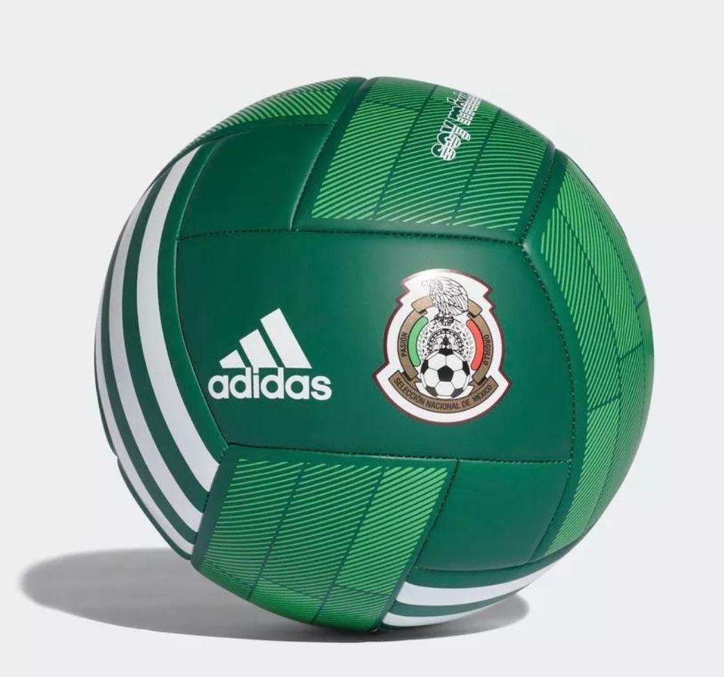 Balon Futbol adidas Mexico 2018 Seleccion Mexicana #4 #5