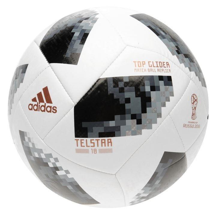 Balón Fútbol adidas Telstar Top Glider Mundial Rusia 2018 - Bs. 38 ... d3ce9955dd22e
