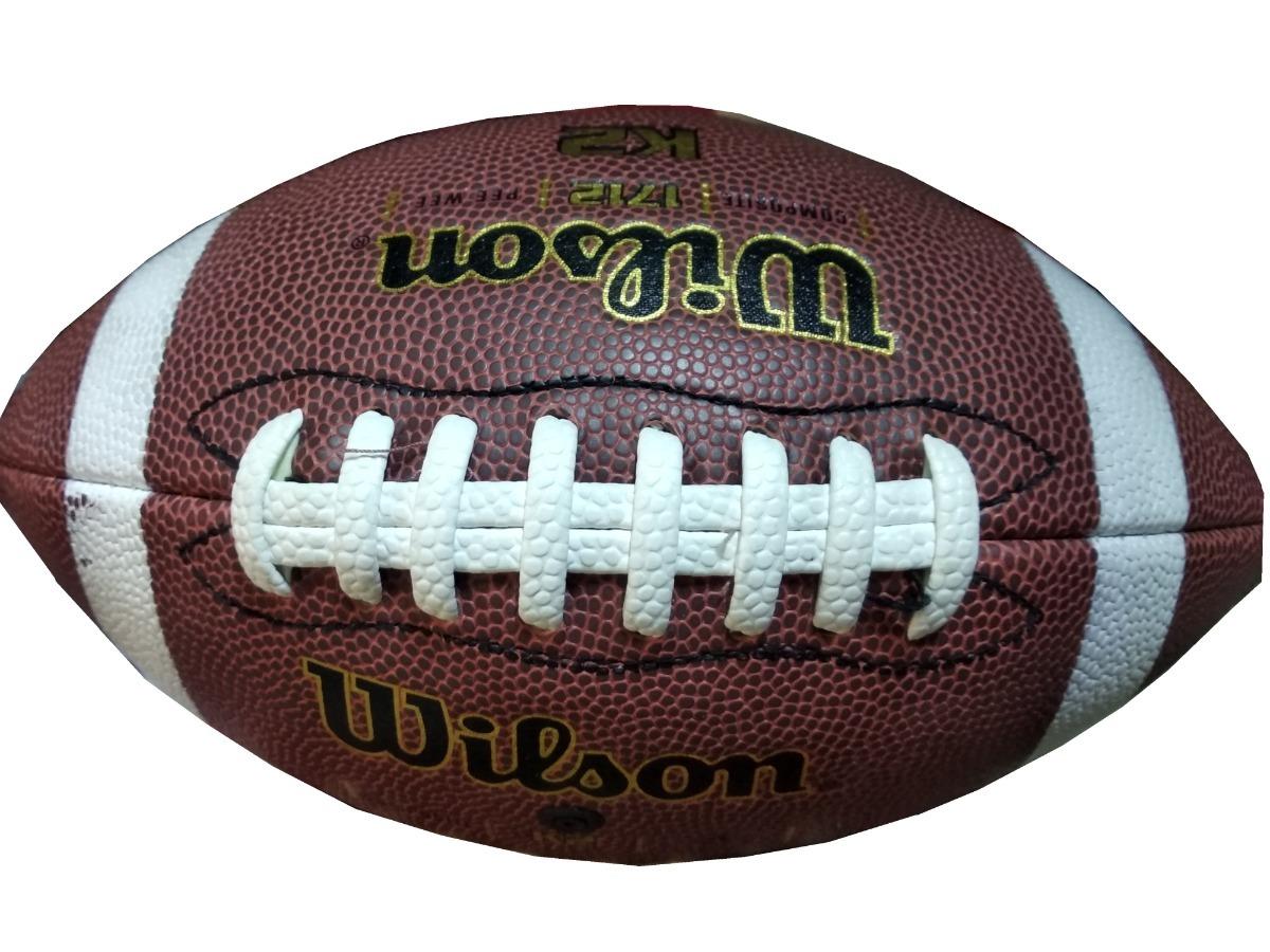 balón k2 pee wee futbol americano wilson. Cargando zoom... balón futbol  americano. Cargando zoom. 7fc4fa5c400