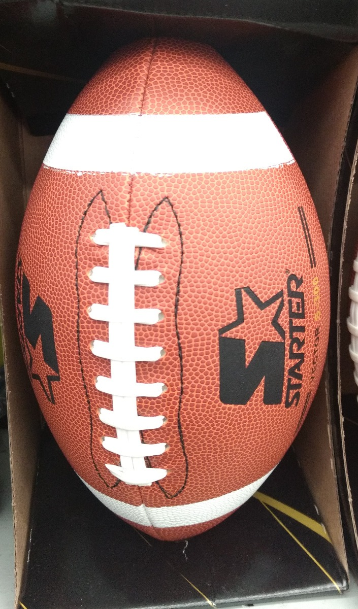70b6c4bc82c09 Balon De Futbol Americano - Starter - Tamaño 7 - Dos Modelos ...