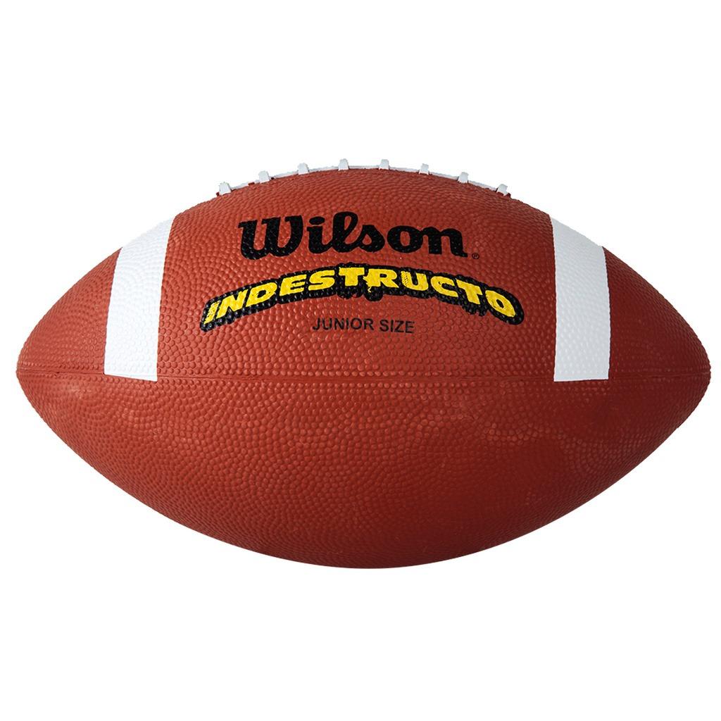 Balón Tn Oficial Futbol Americano Indestructo Hule Wilson -   260.00 ... 96676280a79d0