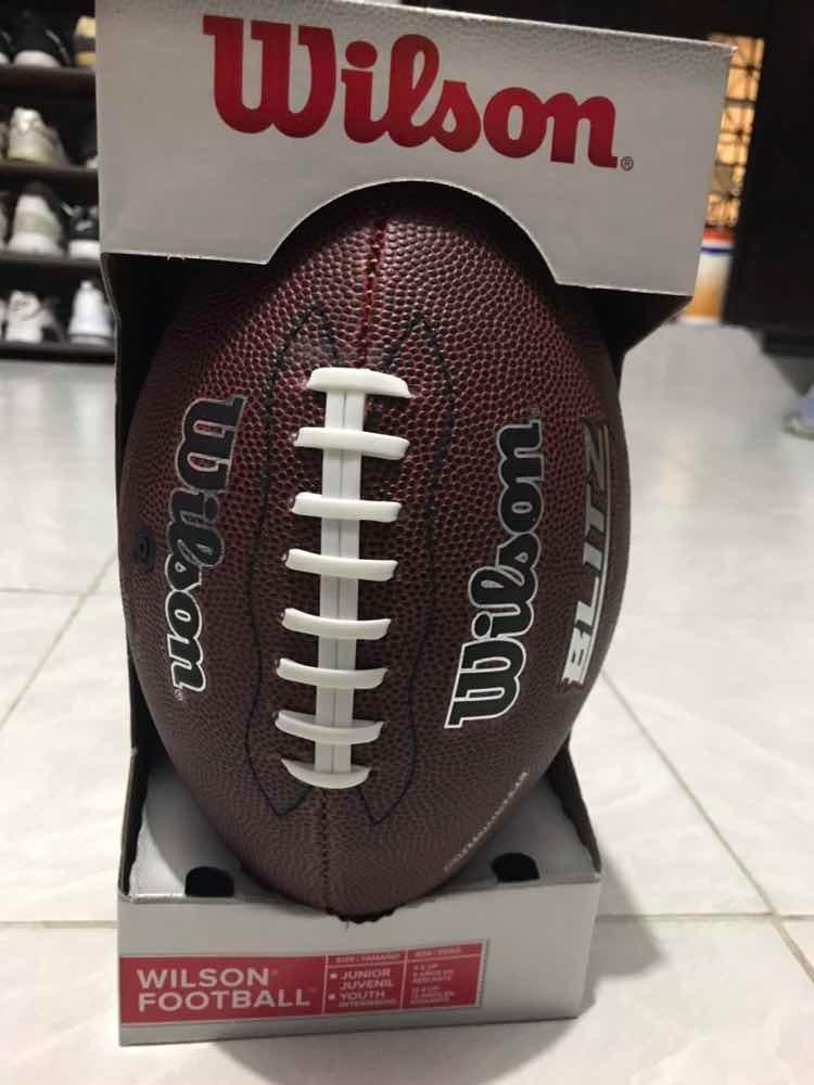 Balón futbol americano wilson en mercado libre jpg 750x1000 Balon de futbol  americano wilson blitz 345d85d11f8a4