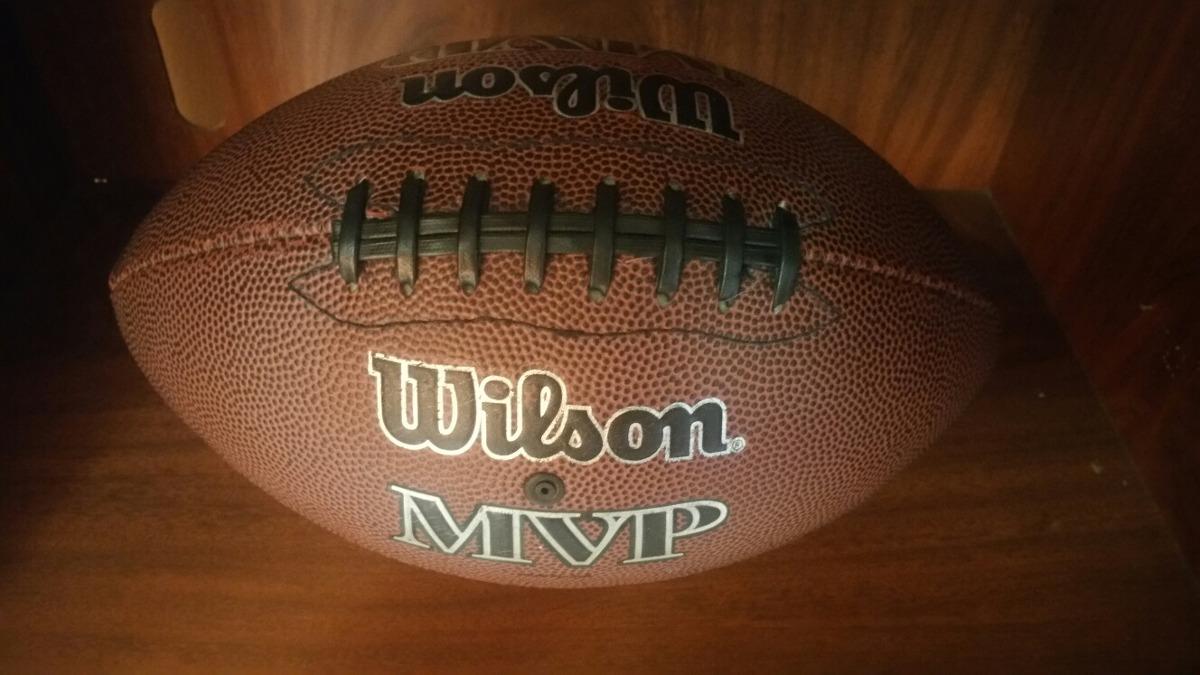 Balón Futbol Americano Wilson Mvp -   180.00 en Mercado Libre 39eb2769ace