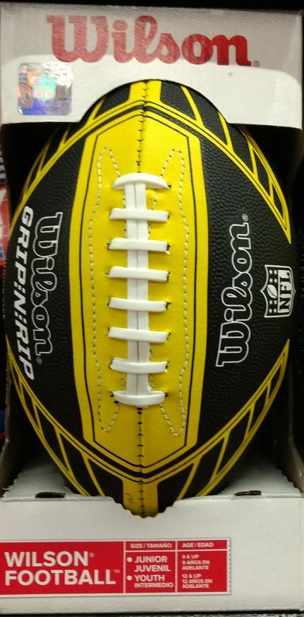 Balon Futbol Americano - Wilson Nfl Tamaño Junior -   395.00 en ... 0eb64aa1a69