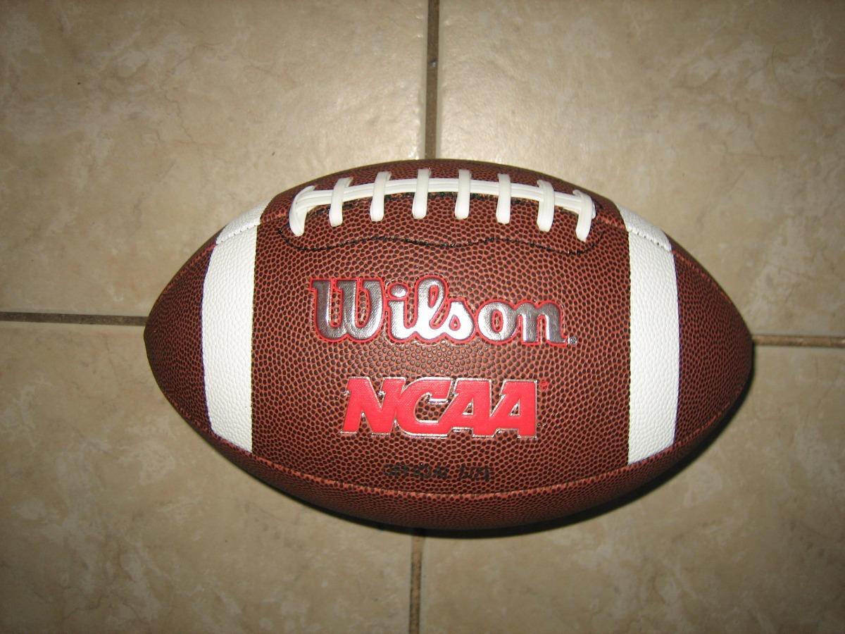 Balon Futbol Americano Wilson Original Ncaa Oficial -   340.00 en ... d48e5d0bc41