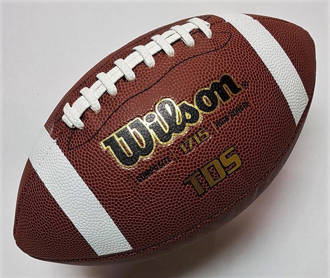 balon futbol americano wilson tds 1715 high school oficial. Cargando zoom. b9268003f3d