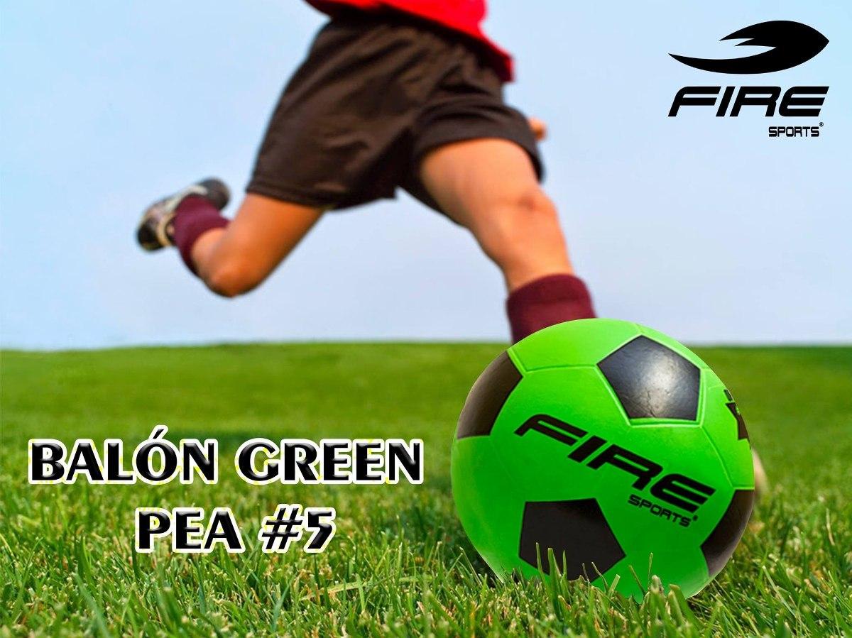 a99806b466362 Balon Futbol Fire Sports   5 Soccer Economico -   95.00 en Mercado Libre