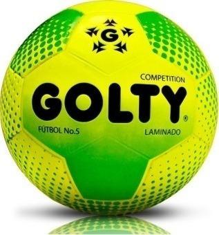 Balón Fútbol Golty Competition   5 -   98.900 en Mercado Libre 9539a1be9894c