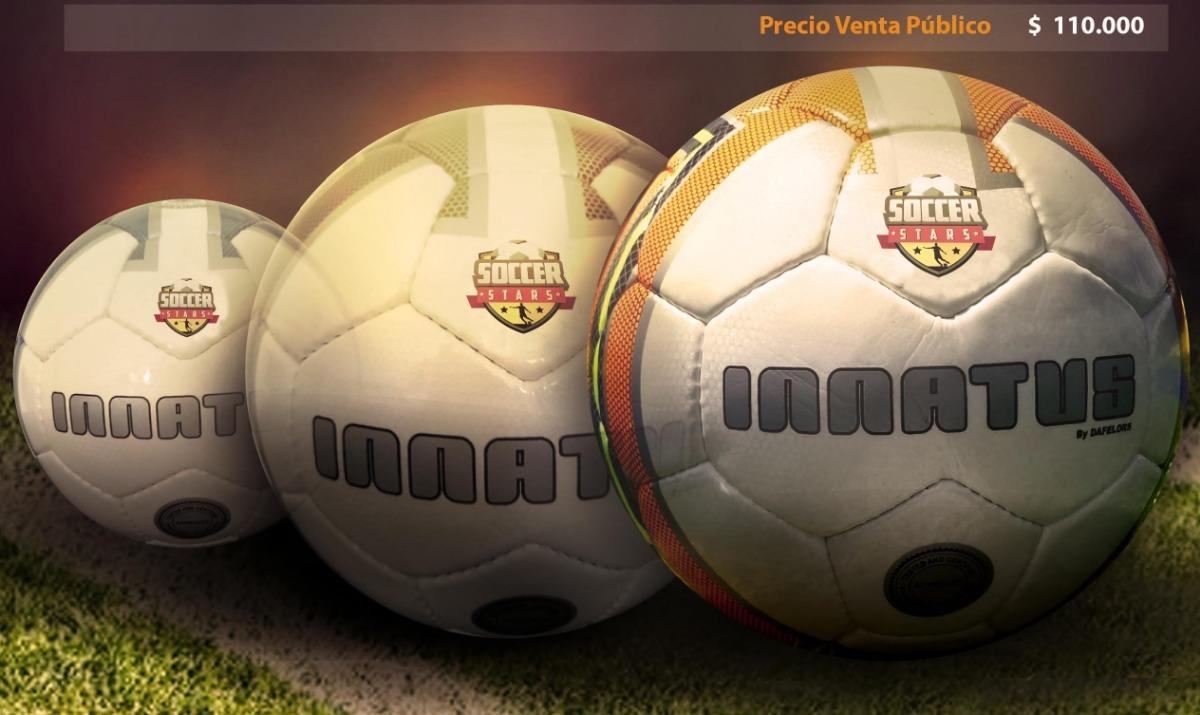 Balon Futbol Innatus (profesional - Importado) -   90.000 en Mercado Libre baa8270934f71