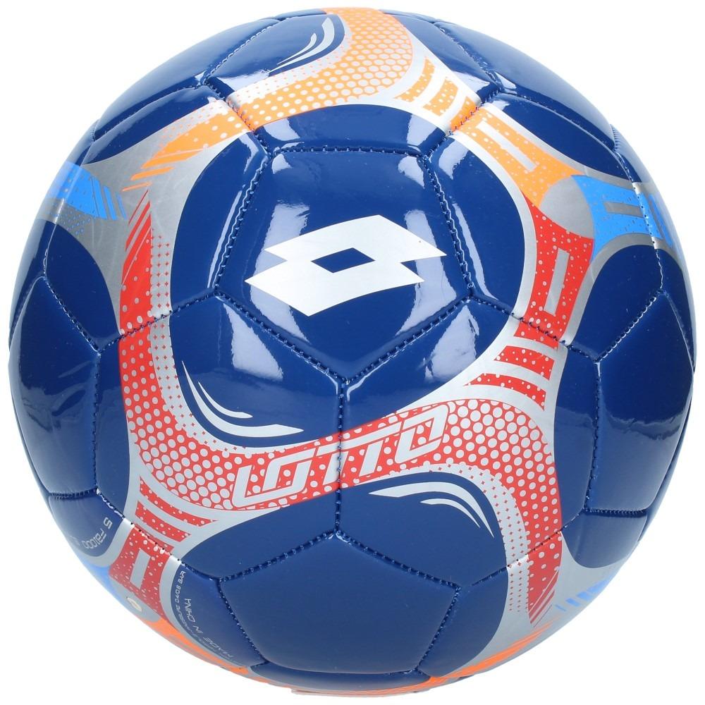 Balón Fútbol Lotto Samba Azul-1834 -   8.393 en Mercado Libre 5e821ad228d56