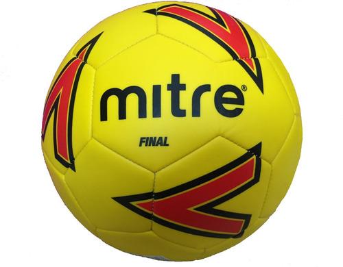 balón fútbol mitre final n°4 - envío gratis
